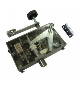 Cerradura seguridad derecha 96DI - Accionamiento Lateral