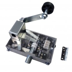 Cerradura seguridad 96DI - Accionamiento frontal