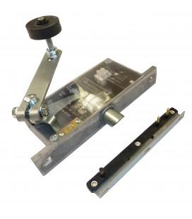 Cerradura seguridad tipo 103 marcos estrechos - Accionamiento Lateral
