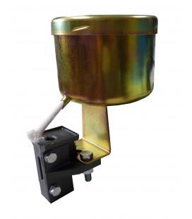 Deslizadera de contrapeso Nylon para cable con engrasador
