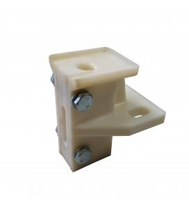 Deslizadera Contrapeso de Arnitel (Wulkollan) para cable sin engrasador