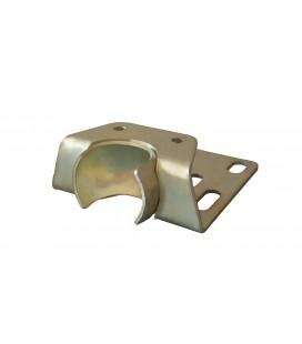 Soporte metalico para deslizadera 9129BNGP, 9129BNGW