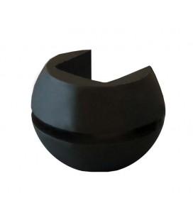 Rotula de goma para deslizadera 9129BNGP, 9129BNGW