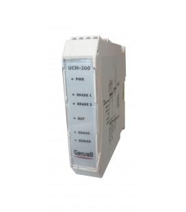 Módulo Electrónico de Monitorización para máquinas Gearless.