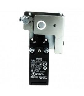 Sistema apertura cerradura con contacto automático puerta izquierda