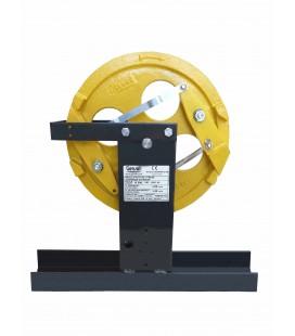 Limitadores de Velocidad con base estrecha el paso de los cables 83/84