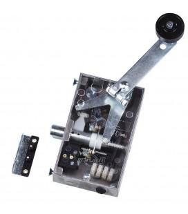Cerradura seguridad izquierda 96DI - Accionamiento Lateral