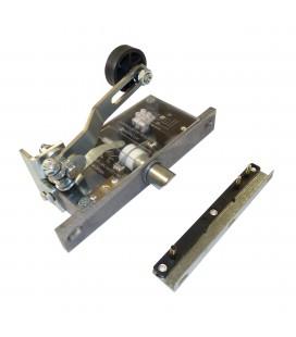Cerradura seguridad tipo 103 marcos estrechos - Accionamiento Frontal