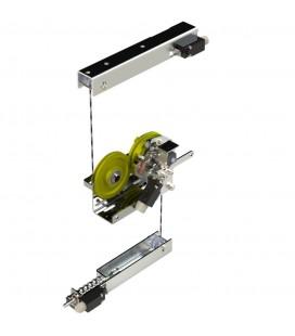 Conjunto Tensores Horizontales para Limitadores de velocidad GV120