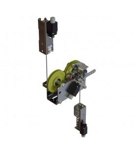 Conjunto Tensores Verticales para Limitadores de Velocidad GV120