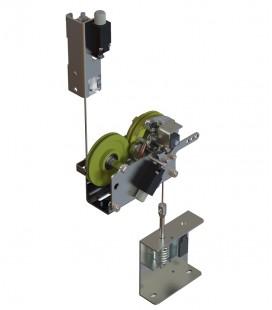 Tensor Vertical + Tensor modelo Zeus para Limitadores GV120