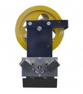 Limitadores de velocidad con rearme del contacto eléctrico a distancia y base corta 600/602