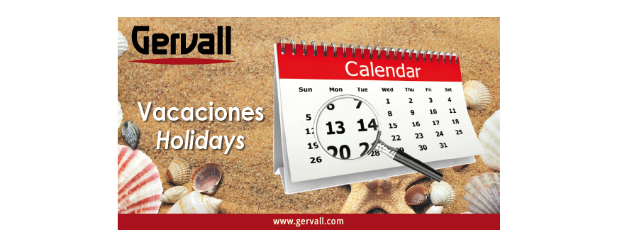 Calendario laboral / Working Calendar 2020