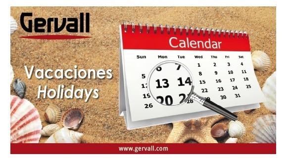 Calendario laboral / Working Calendar 2021